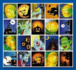 Serie  7 - halloween