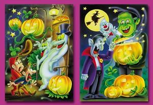 Serie 5085 - halloween