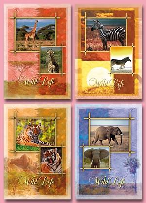 Serie 11001 - wild life