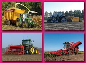 Serie 933 - landbouw